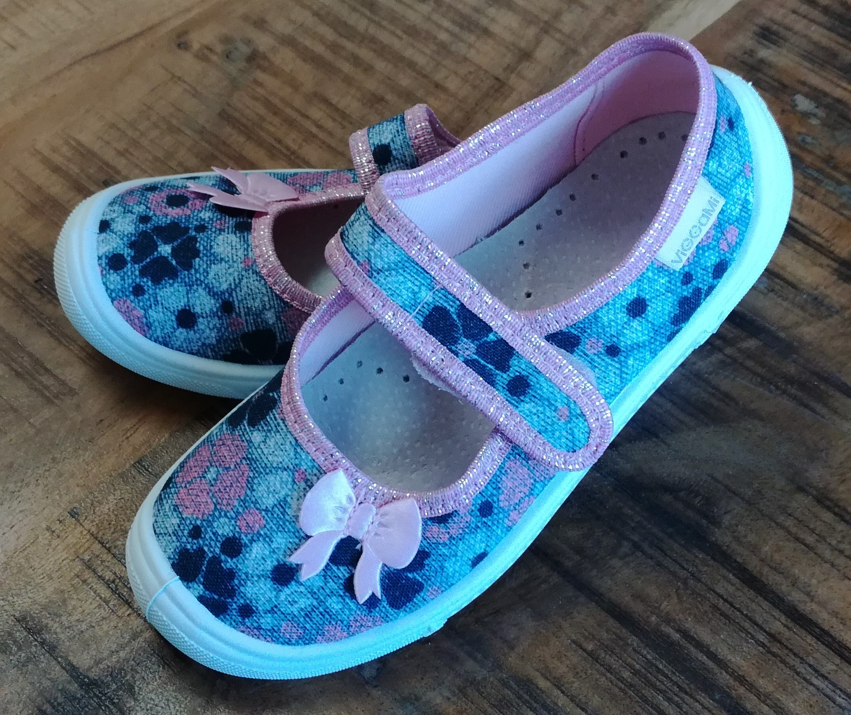 Detské papuče VIGGAMI Gréta