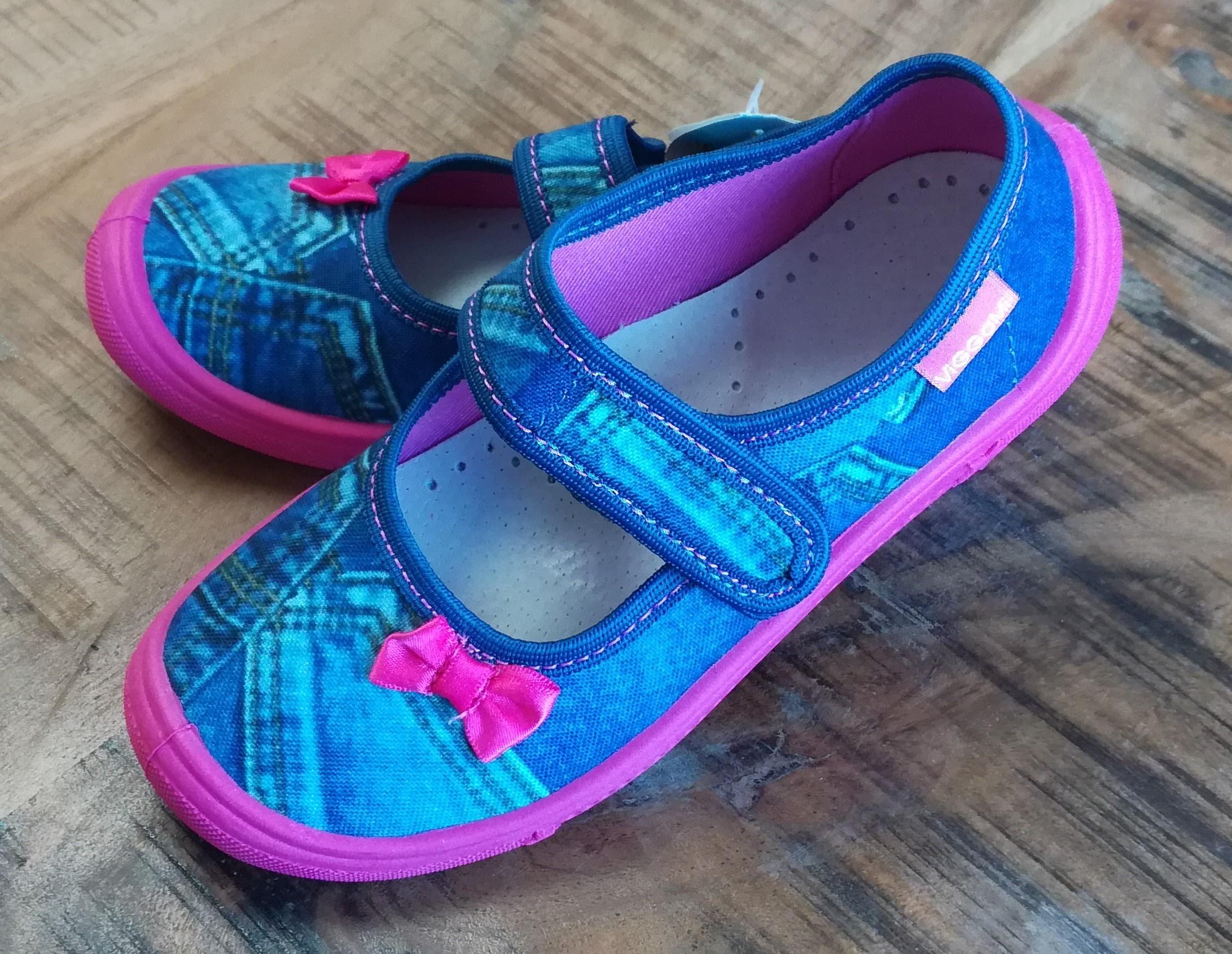 Detské papuče VIGGAMI Justína